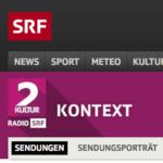 """Verräterische DNA: SRF DRS Sendung """"Kontext"""" über Umwelt-DNA"""