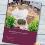 "Bafu Magazin ""die umwelt"""