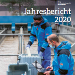 Eawag Jahresbericht 2020 (Eawag Annual report)